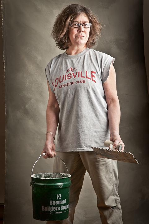 Nina Pere, tile contractor, Anchorage