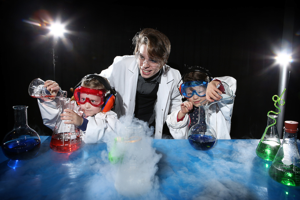The Sydney Science Festival at the Powerhouse Museum.