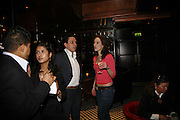 Nick Gold and Melissa Hughes, Spring party at Frankie Dettori's bar and Grill. 3 Yeoman's Row. London sw3. 10 April 2006. ONE TIME USE ONLY - DO NOT ARCHIVE  © Copyright Photograph by Dafydd Jones 66 Stockwell Park Rd. London SW9 0DA Tel 020 7733 0108 www.dafjones.com