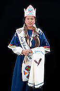Shanoa Pinkham,Yakama Nation,Warm Springs Pow Wow,Oregon,USA.(Model release 0103)