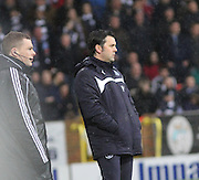 Dundee manager Paul Hartley  - Dundee United v Dundee, SPFL Premiership at Tannadice<br /> <br />  - © David Young - www.davidyoungphoto.co.uk - email: davidyoungphoto@gmail.com