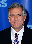 Les Moonves attends the CBS Prime Time 2011-12 Upfronts in the Tent at Lincoln Center  in New York City on May 18, 2011.