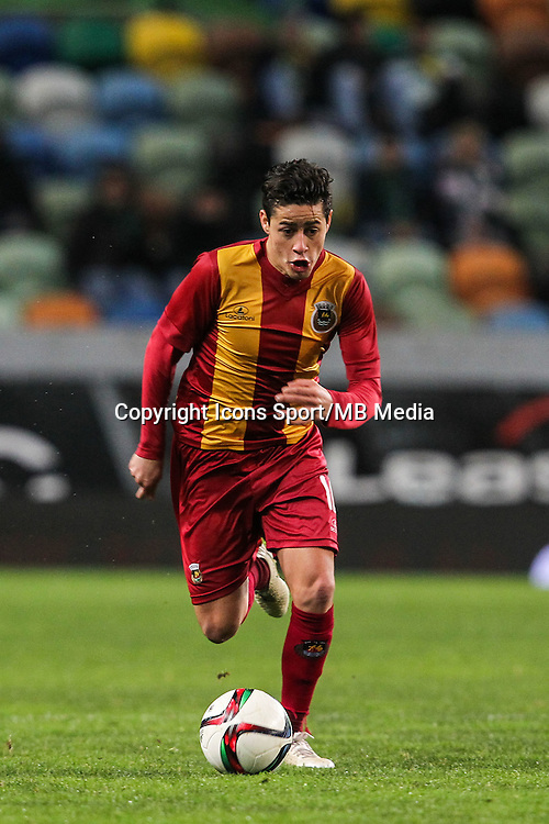 Diego Lopes - 18.01.2015 - Sporting / Rio Ave FC - Liga Sagres -<br /> Photo : Carlos Rodrigues / Icon Sport