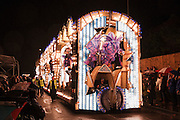 Draco Militis (Dragon Warriors), by Westonzoyland CC, at the 2010 Bridgwater Guy Fawkes Carnival.