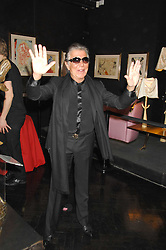 ROBERTO CAVALLI at Andy & Patti Wong's Chinese new Year party held at County Hall and Dali Universe, London on 26th January 2008.<br />