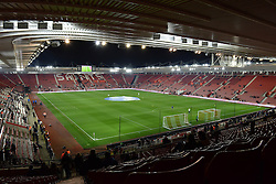 ST Mary's Stadium - Photo mandatory by-line: Dougie Allward/JMP - Mobile: 07966 386802 - 11/02/2015 - SPORT - Football - Southampton - ST Marys Stadium - Sothampton v West Ham United - Barclays Premier League