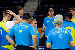 Mike Fratello, head coach during practice session of Ukraine's National basketball team 1 day before Eurobasket Lithuania 2011, on August 29, 2011, in Arena Svyturio, Klaipeda, Lithuania. (Photo by Vid Ponikvar / Sportida)
