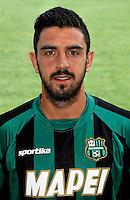 Italian League Serie A -2014-2015 / <br /> Francesco Magnanelli ( Us Sassuolo Calcio )