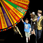 Vienna, VA - June 15th, 2011 - Elvis Costello and the Imposters perfom at Wolf Trap as part of their Spectacular Spinning Songbook Tour. (Photo by Kyle Gustafson)
