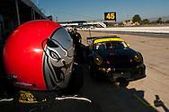 #045 Flying Lizard Motorsports Porsche 997 GT3 RSR: Patrick Long, Jorg Bergmeister