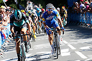 Julian Alaphilippe (FRA - QuickStep - Floors) during the 105th Tour de France 2018, Stage 6, Brest - Mur de Bretagne Guerledan (181km) in France on July 12th, 2018 - Photo Luca Bettini / BettiniPhoto / ProSportsImages / DPPI