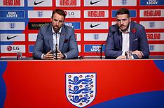 England Team Announcement - 08 Nov 2018