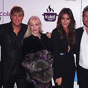 Battersea Evolution London, England, UK, 27th November 2017. Gary Cockerill, Phil Turner attend the British Curry Awards, London, UK.