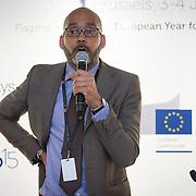 03 June 2015 - Belgium - Brussels - European Development Days - EDD - Jobs - Agriculture matters for decent jobs - Roles and responsibilities © European Union