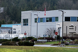 The Alouette Correctional Centre for Women, where Huawei Technologies chief financial officer Meng Wanzhou is being held east of Vancouver, is seen in Maple Ridge, B.C., on Monday, December 10, 2018. The United States is showing its hostility toward Chinese tech giant Huawei by speculating one of its senior executives has avoided travelling there to dodge charges, a lawyer argued Monday at B.C. Supreme Court. Photo by Darryl Dyck/CP/ABACAPRESS.COM