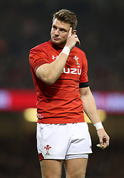 Wales Dan Biggar during the Autumn International at the Principality Stadium, Cardiff