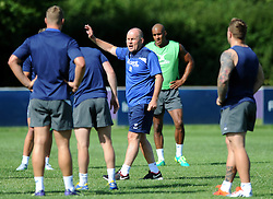 Bristol Rugby Director of Rugby Andy Robinson as Bristol Rugby return for Pre-Season Training ahead of the 15/16 Greene King IPA Championship season - Photo mandatory by-line: Dougie Allward/JMP - Mobile: 07966 386802 - 03/07/2015 - SPORT - Rugby - Bristol - Bristol Rugby Training Ground - Bristol Rugby Pre-Season Training