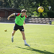 Dundee&rsquo;s Craig Wighton - Day 5 of Dundee FC pre-season training camp in Obertraun, Austria<br /> <br />  - &copy; David Young - www.davidyoungphoto.co.uk - email: davidyoungphoto@gmail.com