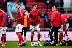 Callum O'Dowda of Bristol City warms up prior to kick off  - Mandatory by-line: Ryan Hiscott/JMP - 22/02/2020 - FOOTBALL - Ashton Gate - Bristol, England - Bristol City v West Bromwich Albion - Sky Bet Championship