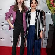 NLD/Amsterdam/20200206 - Ballet premiere Frida, Hanna Bervoets en ........