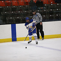 Men's Ice Hockey: The College of St. Scholastica Saints vs. Marian University (Wisconsin) Sabres