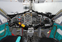 CC-138 Twin Otter cockpit