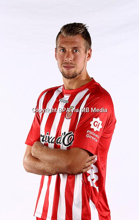 Spain - La Liga Adelante 2014-2015 / <br /> ( Girona F.C. ) - <br /> Florian Lejeune