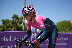 Olga Zabelinskaya on Stage 5 of the Giro Rosa - a 12.7 km individual time trial, starting and finishing in Sant'Elpido A Mare on July 4, 2017, in Fermo, Italy. (Photo by Sean Robinson/Velofocus.com)