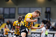 GOTHENBURG, SWEDEN - APRIL 14: Viktor Lundberg of BK Hacken celebrates after scoring to 2-0 during the Allsvenskan match between BK Hacken and Dalkurd FF at Bravida Arena on April 14, 2018 in Gothenburg, Sweden. Photo by Nils Petter Nilsson/Ombrello ***BETALBILD***