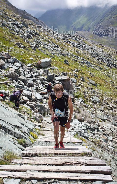 17.07.2011, Kaiser Franz Josef Höhe, AUT, Großglockner Berglauf 2011, im Bild Mattle Martin (AUT), EXPA Pictures © 2011, PhotoCredit: EXPA/ J. Feichter