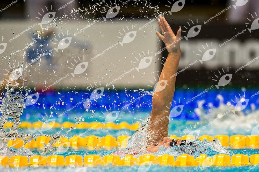 USTINOVA Daria K. RUS<br /> 200m Bachstroke Women Heats<br /> 32nd LEN European Championships <br /> Berlin, Germany 2014  Aug.13 th - Aug. 24 th<br /> Day06 - Aug. 18<br /> Photo G. Scala/Deepbluemedia/Inside