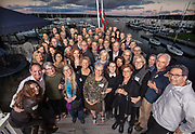 Photography &copy;Mara Lavitt<br /> October 13, 2018<br /> <br /> Reunion of Centerbrook Architects at the Essex Corinthian Yacht Club.