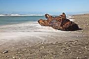 Hokitika Beach, West Coast, New Zealand