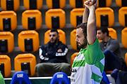 Miro Bilan<br /> Banco di Sardegna Dinamo Sassari - Baxi Manresa<br /> FIBA Basketball Champions League BCL 2019-2020<br /> Sassari, 03/12/2019<br /> Foto L.Canu / Ciamillo-Castoria