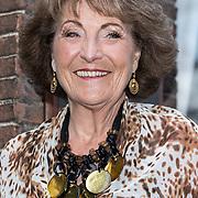 NLD/Leiden/20190404 - Margriet bij galadiner van 'The Netherlands America Foundation', Prinses Margriet