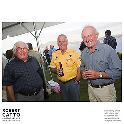 Bruce Harre;Walter Wilmott;Chris Amon at the Launch of the Bruce McLaren Movie project at the A1 Grand Prix of New Zealand, Taupo, New Zealand.