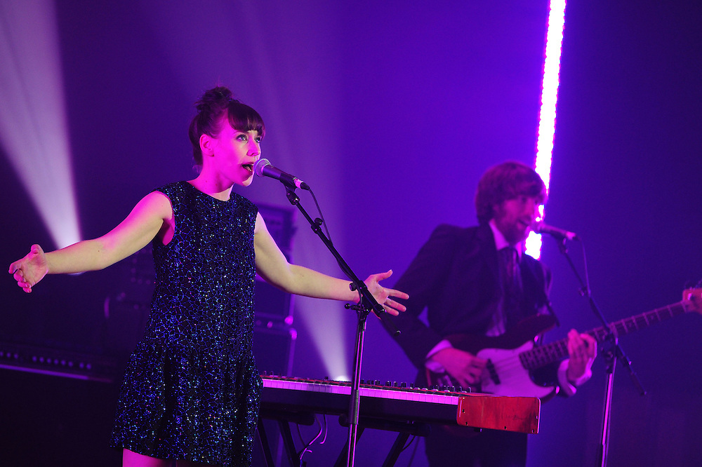 The APRA Silver Scrolls Awards 2012. Auckland Town Hall. 13 September 2012.