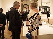 GRAYSON PERRY; JAY JOPLING, Opening of Abstract Expressionism, Royal Academy, Piccadilly, London, 20 September 2016