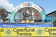 Ciclismo giovanile, 17A Coppa Rosa, Borgo Valsugana 10 settembre 2016<br /> Kock Franziska<br />  © foto Daniele Mosna