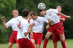 May 31, 2015; Parsippany, NJ, USA; Pompton Lakes Soccer at Wanaque