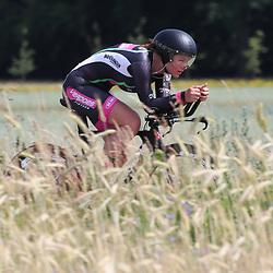 21-06-2017: Wielrennen: NK Tijdrijden: Montferlands-Heerenberg (NED) wielrennenTijdrit Junior Vrouwen