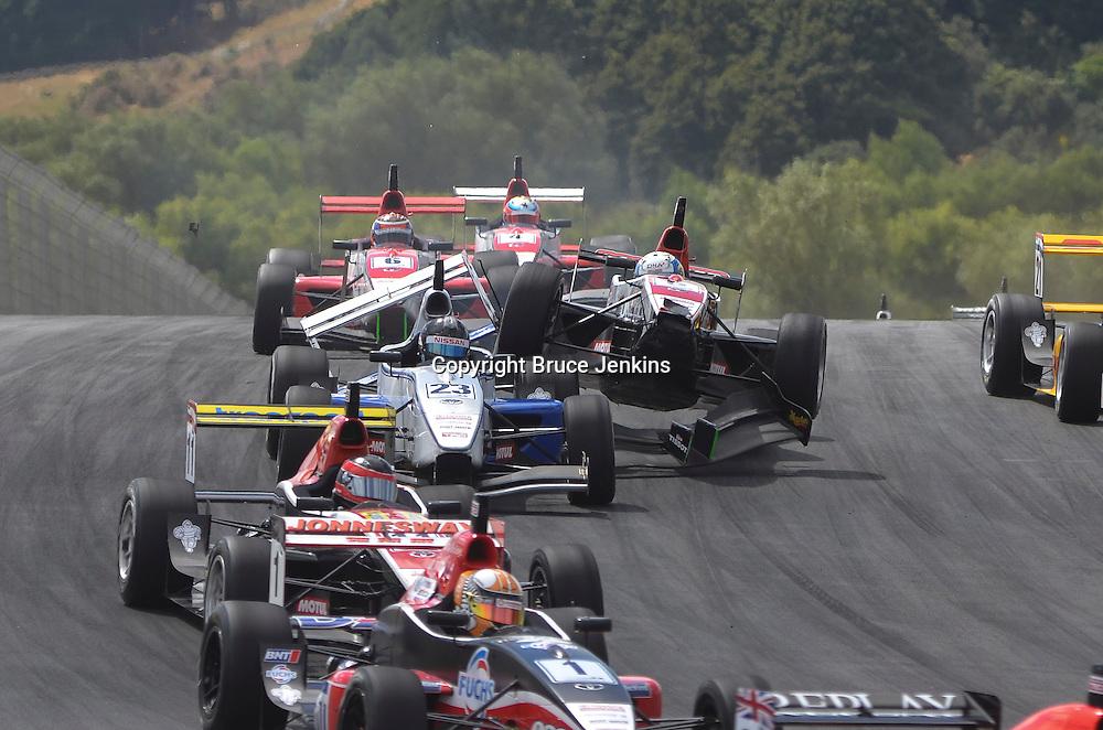 TRS 2013 Hampton Downs Qualifying