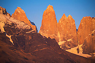 South America,Patagonia, Chile, Torres del Paine,  UNESCO, World Heritage, Las Lorres