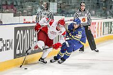 20.05.2010 WM Ishockey, Sverige - Danmark 4-2