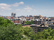 Overlooking Harlem from Morningside Heights