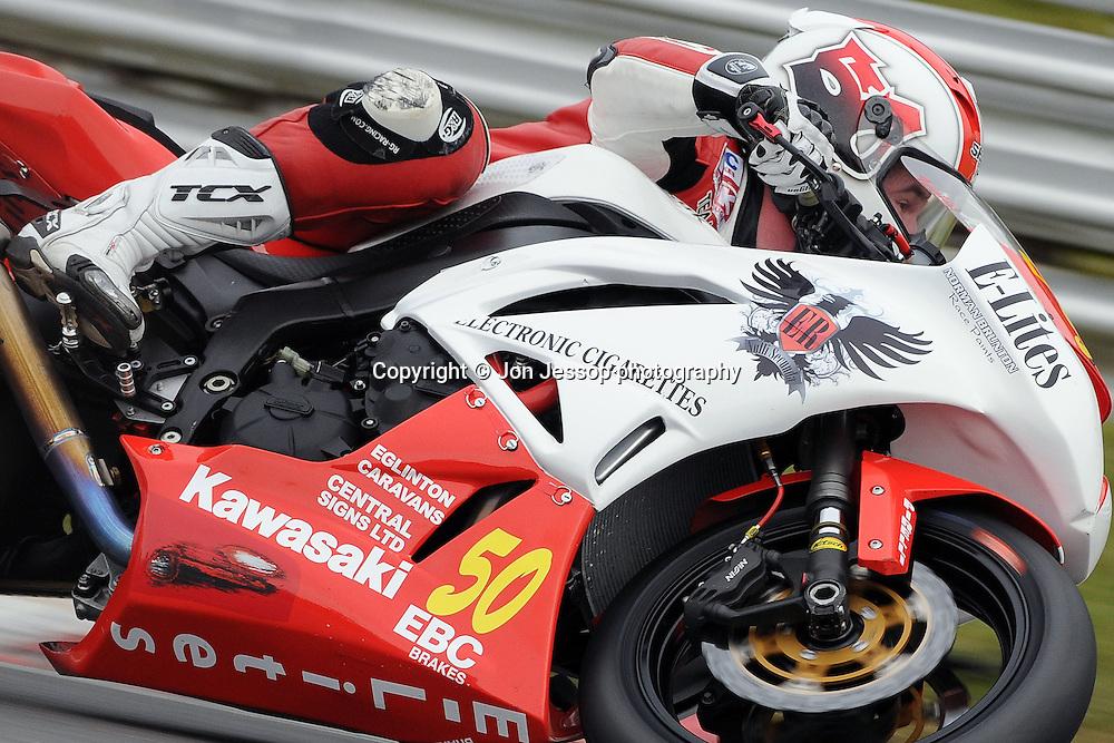 #50 Tim Hastings Team E-Lites Kawasaki