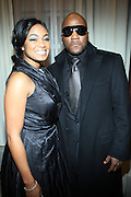 l to r: Tatiana Ali and Young Jeezy at The HipHop Inagual Ball Hennesey Lounge held at The Harman Center for the Arts in Washington, DC on January 19, 2009..The first ever Hip-Hop Inaugural Ball, a black tie charity gala, benefiting the Hip-Hop Summit Action Network. The Ball will kick off with a star-studded red carpet presentations of the National GOTV Awards, recognizing artists who have made outstanding contributions to the largest young adult voter turnout in American history.