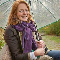 Jenny im Herbst
