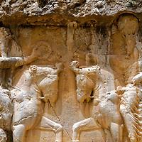 Bishapur Reliefs