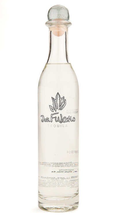 Don Fulano Blanco Fuerte (100-proof) -- Image originally appeared in the Tequila Matchmaker: http://tequilamatchmaker.com